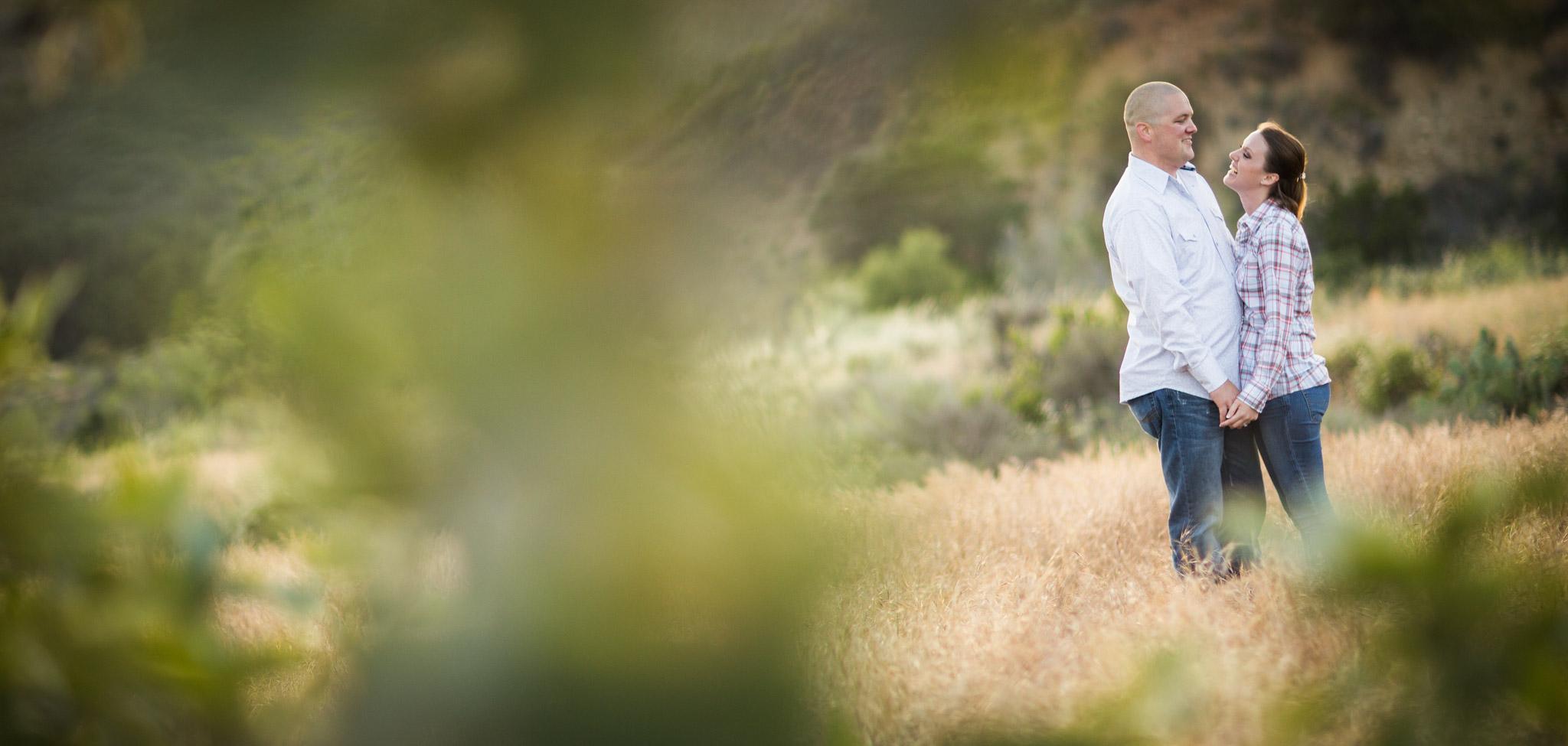 Orange County Wedding Photographer Caspers Wilderness Park