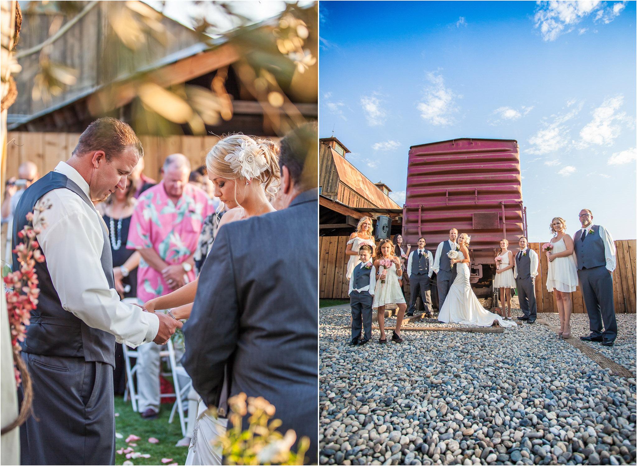 Martin county wedding