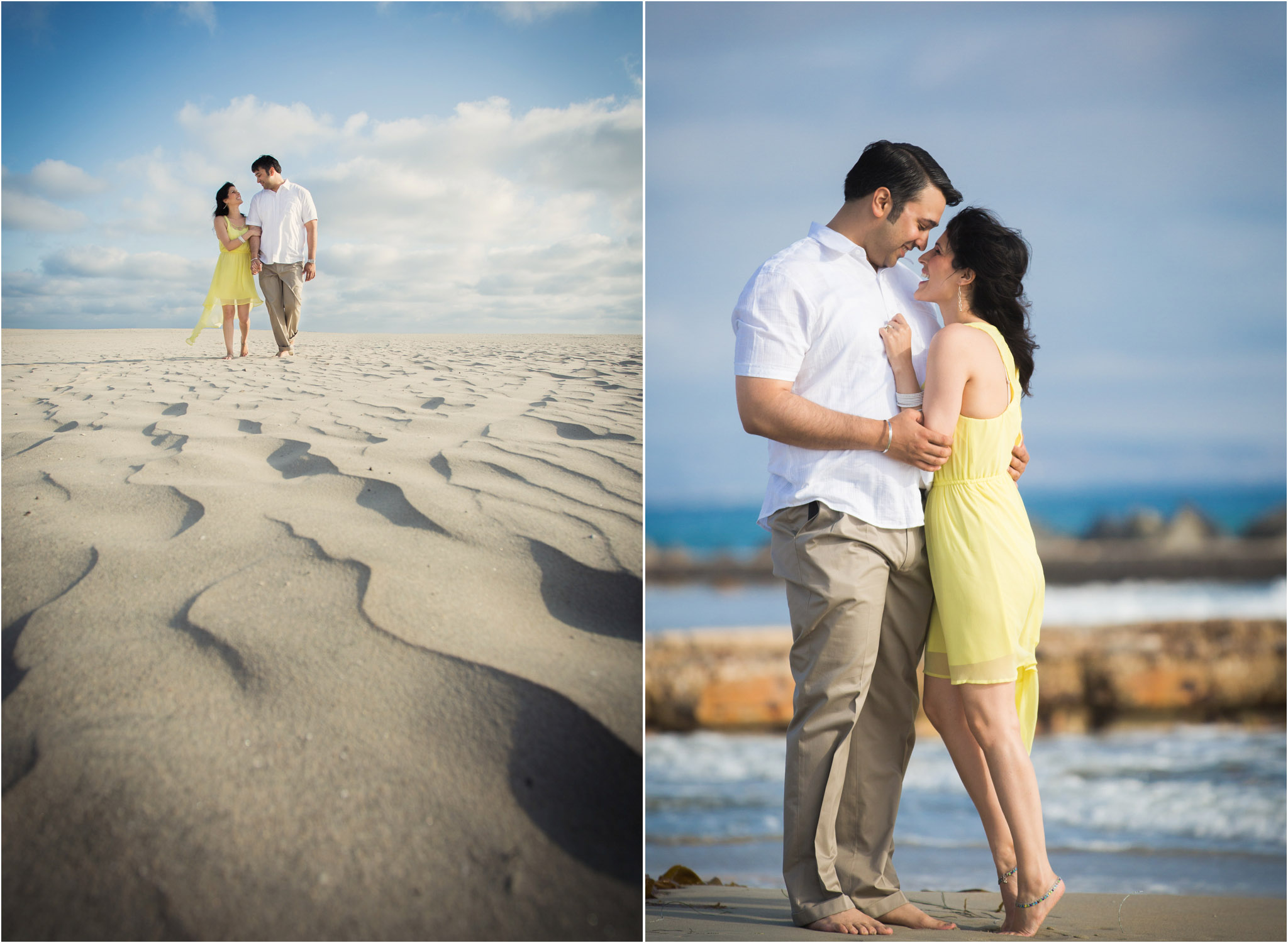 Coronado Beach Wedding